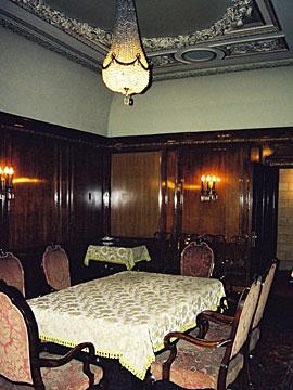 クイーン・アンスタイルの貴賓室