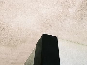 軒天と壁の取合い