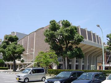 米子市公会堂 外観