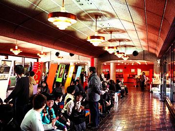 東京都美術館 エントランスホール