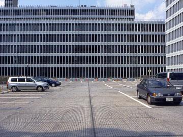 目黒区総合庁舎外観