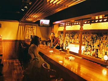 Visaria Tavern 店内