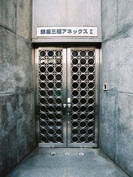 扉のデザイン