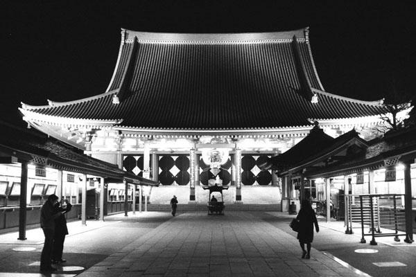 Senso-ji, Asakusa, Tokyo, Japan