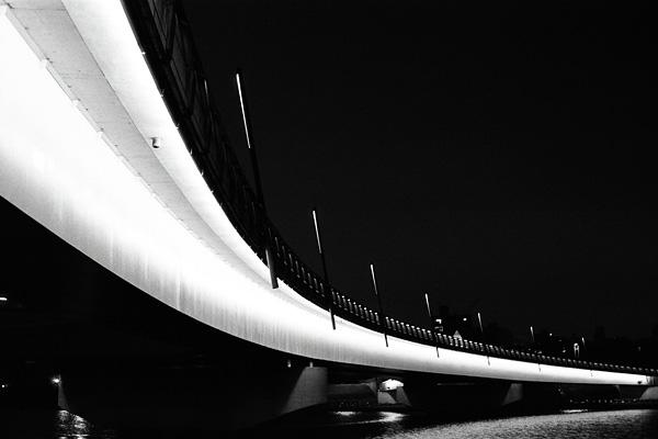 Sakura-bashi Bridge, Tokyo, Japan