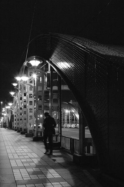 Umaya-bashi bridge, Kuramae, Tokyo, Japan