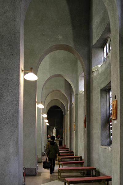 側廊/aisle