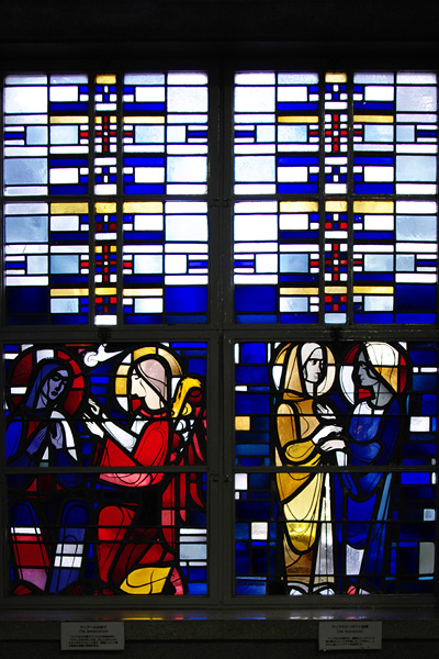 ステンドグラス/stained glass.