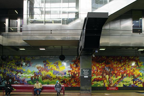 Market East Station, Philadelphia, PA, US