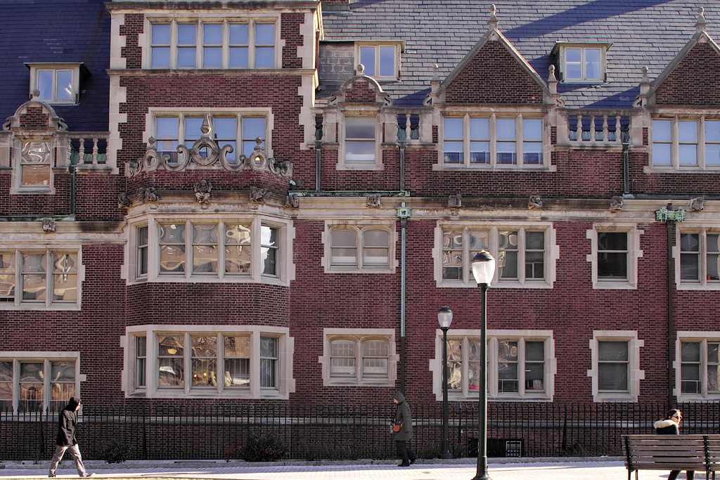Fisher Hassenfeld College House, Pennsylvania University, Philadelphia, PA, US