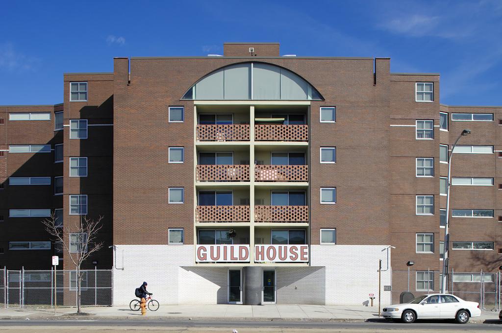 Guild House, Spring Garden Street, Philadelphia, PA, US