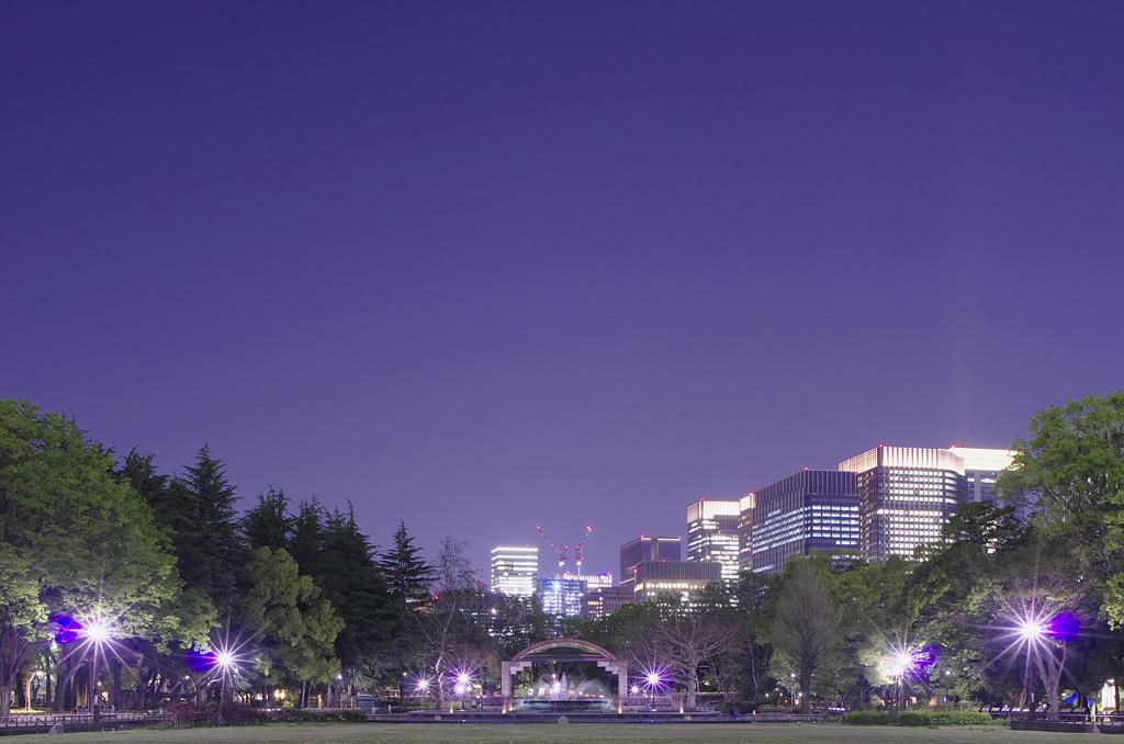 Hibiya Park, Tokyo, Japan