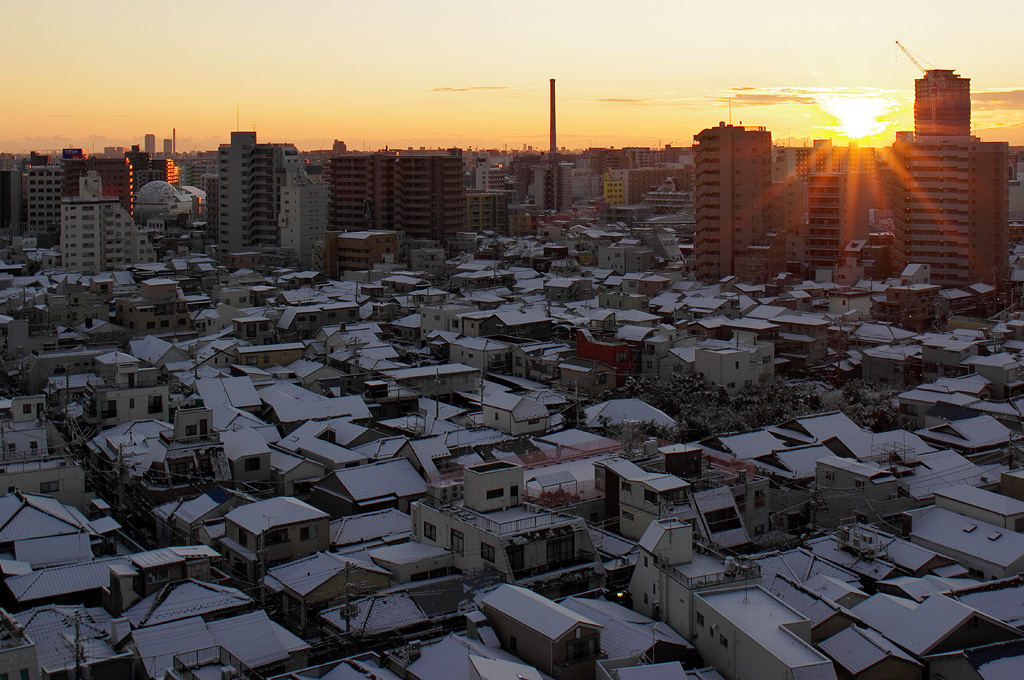 Mukoujima, Tokyo, Japan