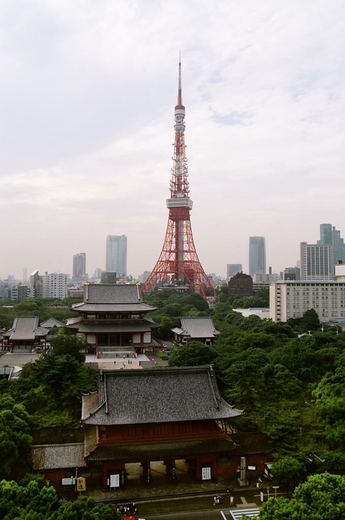 Shiba Kōen, Tokyo, Japan