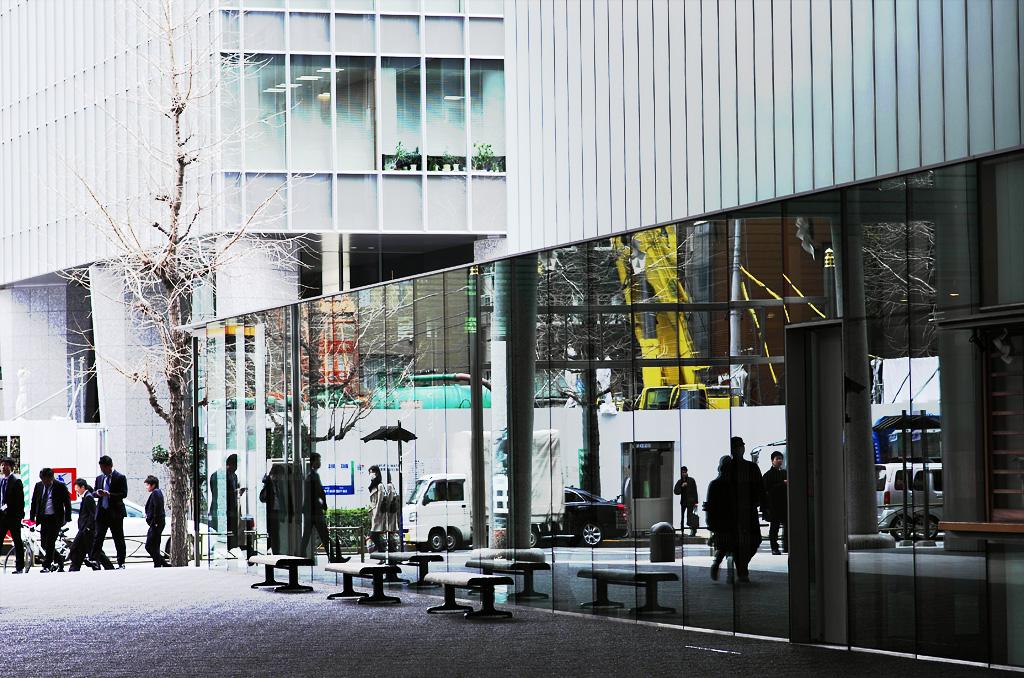 Toranomon, Tokyo, Japan